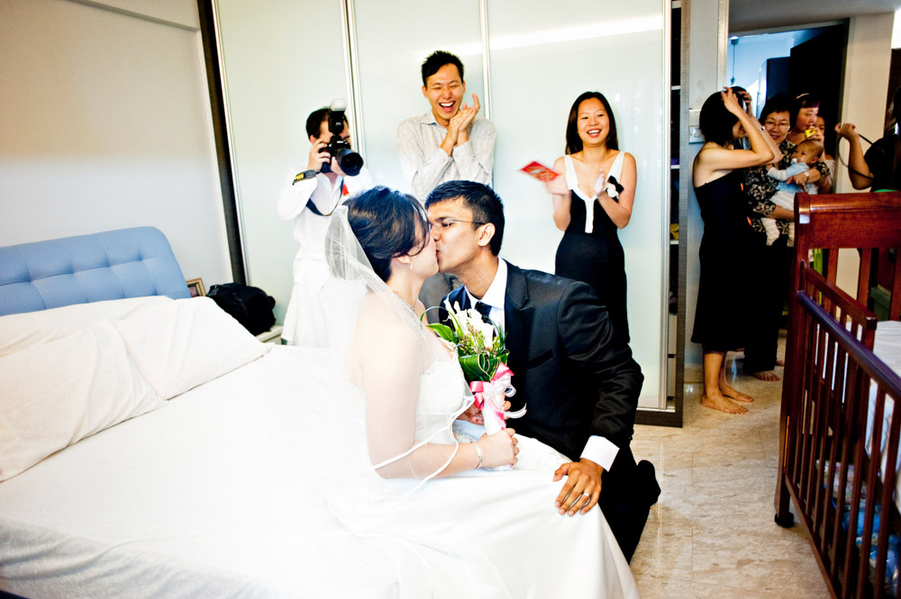 Chinese Wedding By Seattle Photographer